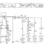 СА564С100 Электросхема токарно-винторезного станка