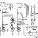 Фрезерный станок ВМ127М Электросхема
