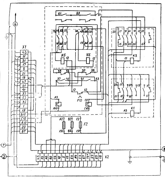 ВМ127-elektroshema