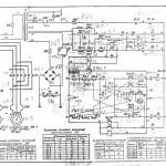 Электросхема фрезерного станка 6М82
