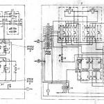 6Р83 Электросхема фрезерного станка
