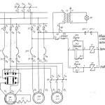 6Н81 электросхема фрезерного станка