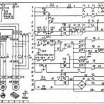 6P12 Электросхема консольно-фрезерного станка