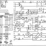 Электросхема 6Р82, 6Р82Г, 6Р83, 6Р83Г Консольные фрезерные станки