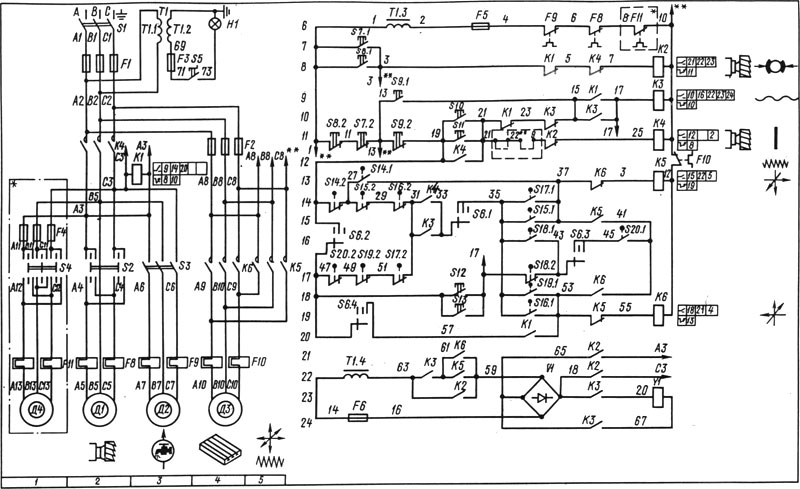Схема усилителя магнитофона