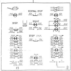 Фрезерный станок FA5 Паспорт и электросхема