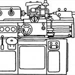 1И611П токарно-винторезный станок повышенной точности