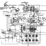 Станок 3К12 Гидросхема