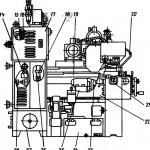 Станок 3К12 круглошлифовальный универсальный