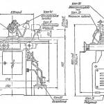 Универсально-заточной станок 3А64Д