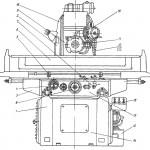3Г71 плоскошлифовальный станок высокой точности