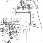 Кинематическая схема станка 3Г71