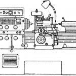 Универсальные токарно-винторезные станки особо высокой точности 16Б16 и 16Б16КА