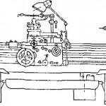 токарно-винторезный станок 1624М