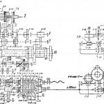 Кинематическая схема токарно-винторезного станка 1624М