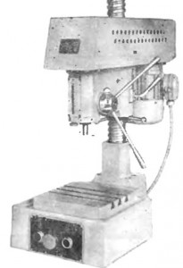станок вертикальный настольно-сверлильный 2М112