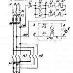 Электросхема станок вертикальный настольно-сверлильный 2М112