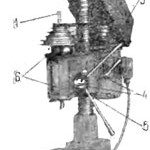 Смазка станок вертикальный настольно-сверлильный 2М112