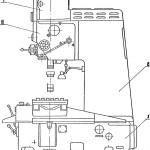 Координатно-расточной станок 2Е440А