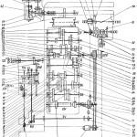 675П Кинематическая схема