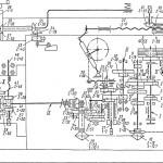 Кинематическая схема поперчно-строгального станка мод. 7305